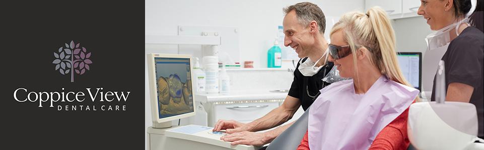 CEREC Dan Jackson Harrogate Dentist