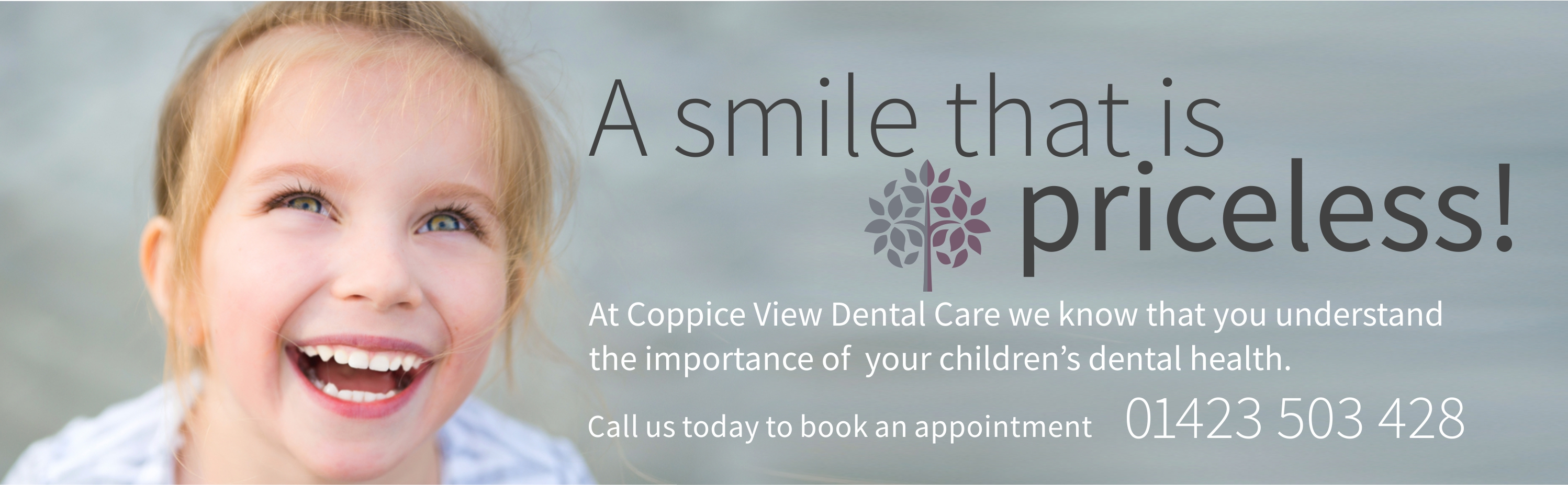 Children's dentistry in Harrogate