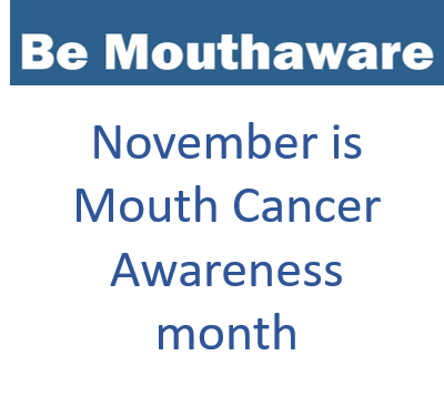 Mouth Cancer Awareness at Coppice View Dental Care in Harrogate